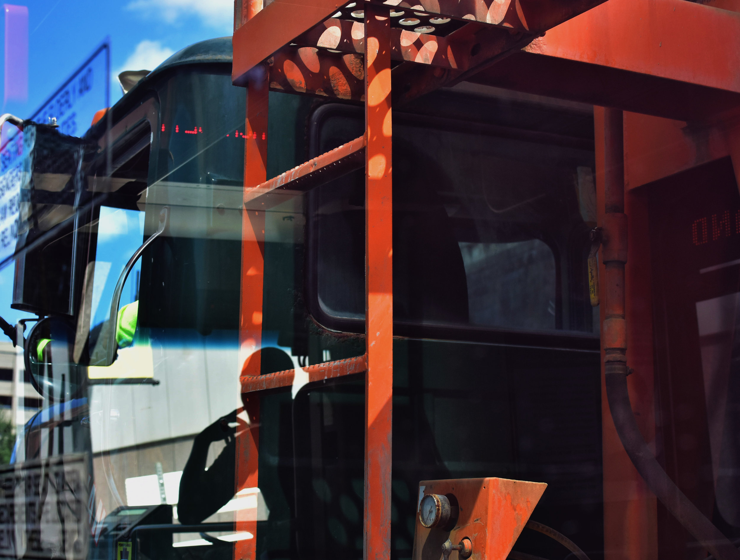Bus Driver, Oakland