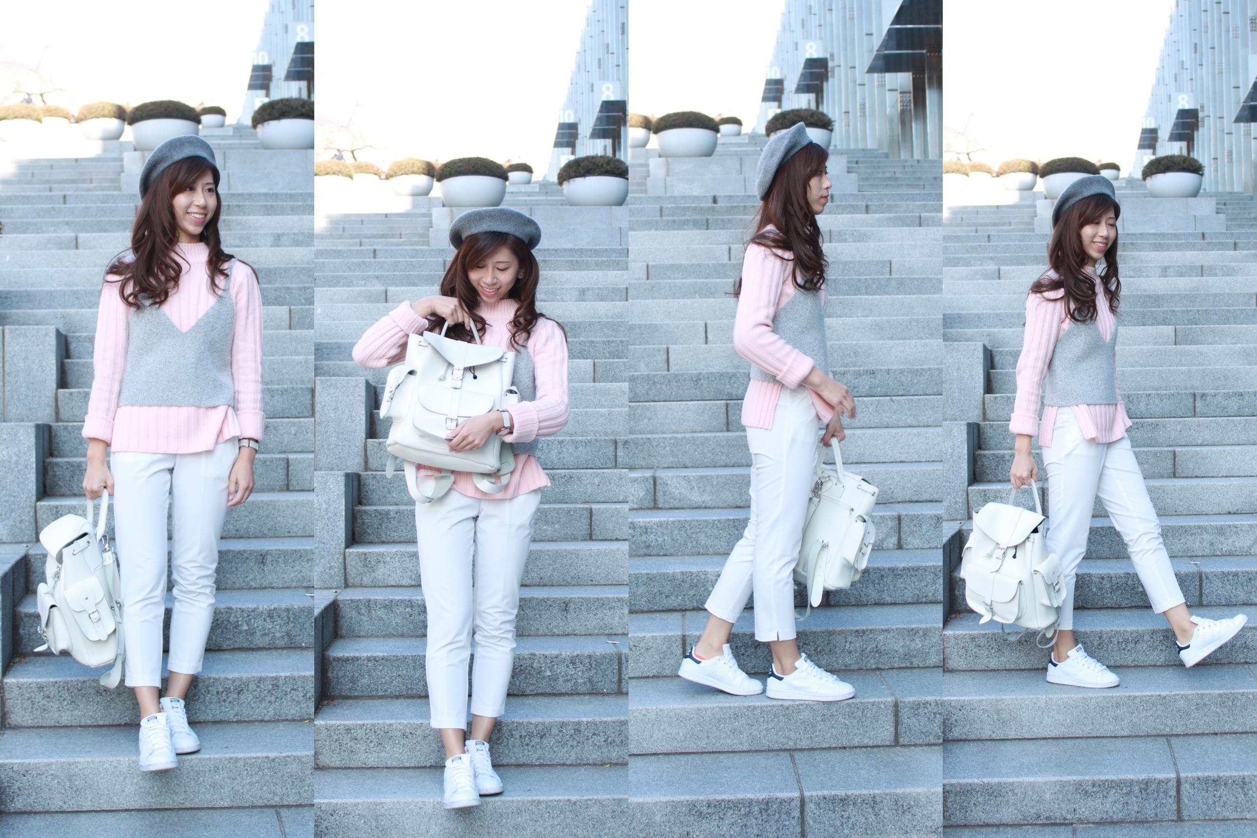 Adidas Stan Smith Korea Pink