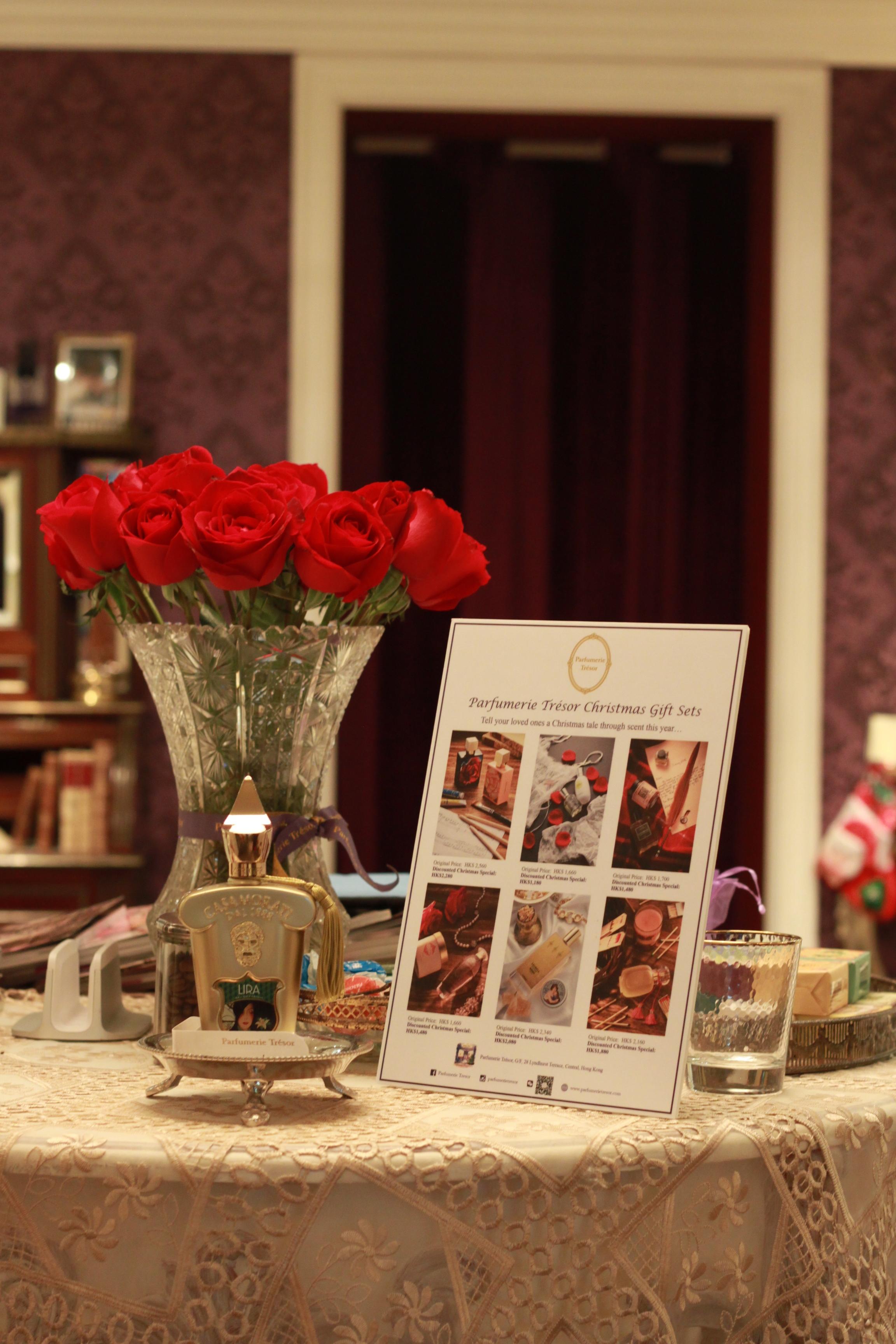 Find my blog with  Parfumerie Trésor