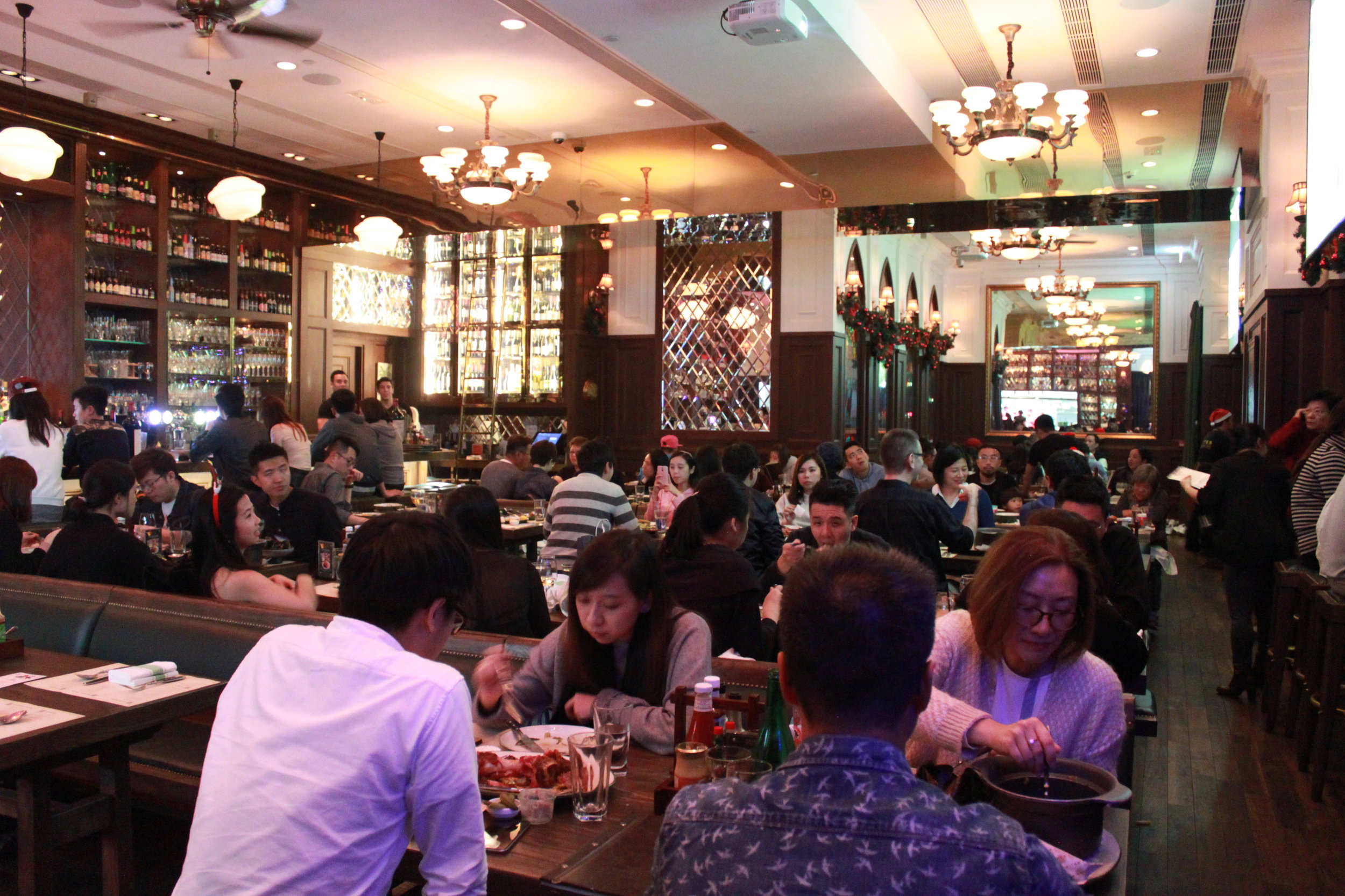 Restaurant: FRITES Belgium on Tap Shop 1, G/F, Park Haven, 38 Haven Street, Causeway Bay