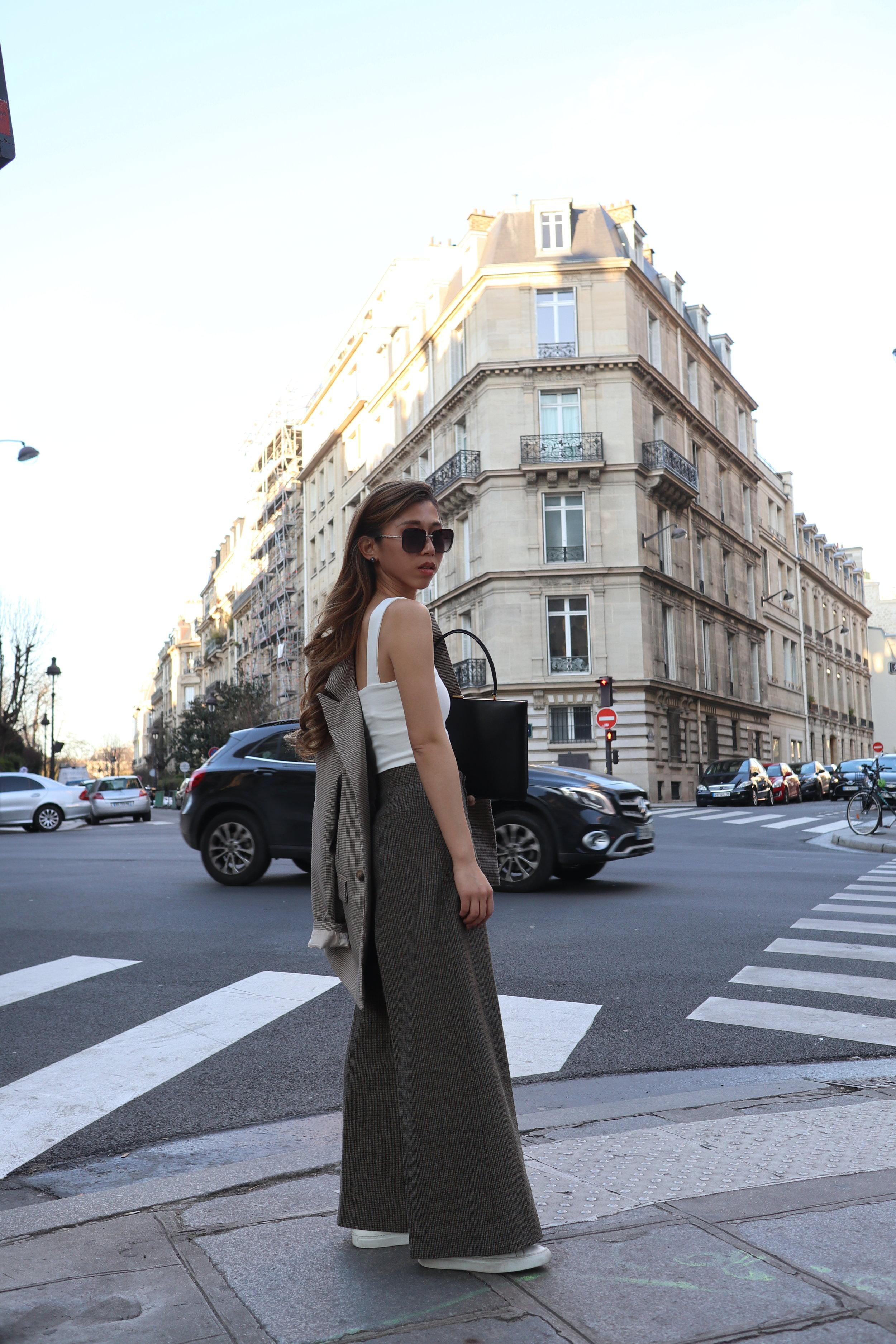 Paris Fashion Week ss2019 Lookbook