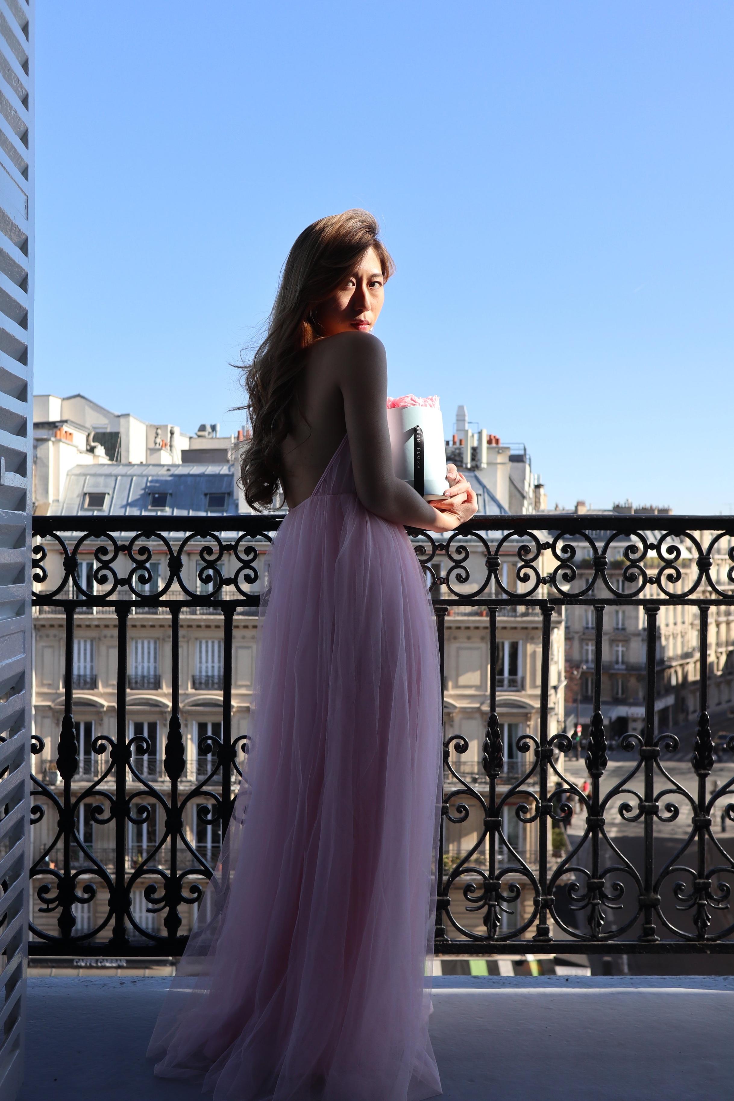 #FollowDearPostmanTo Paris: 24 Hours in Paris