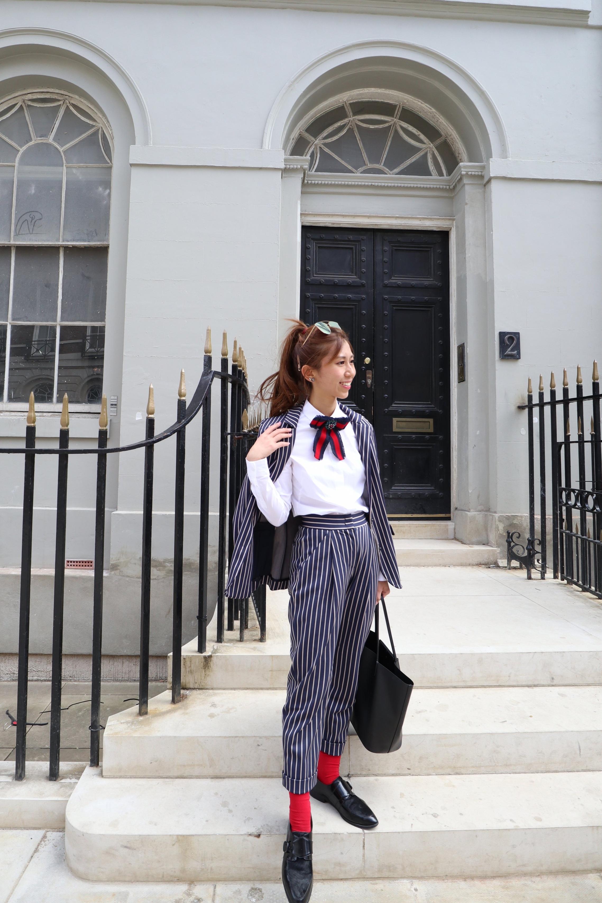 #FollowDearPostmanTo London Travel Lookbook