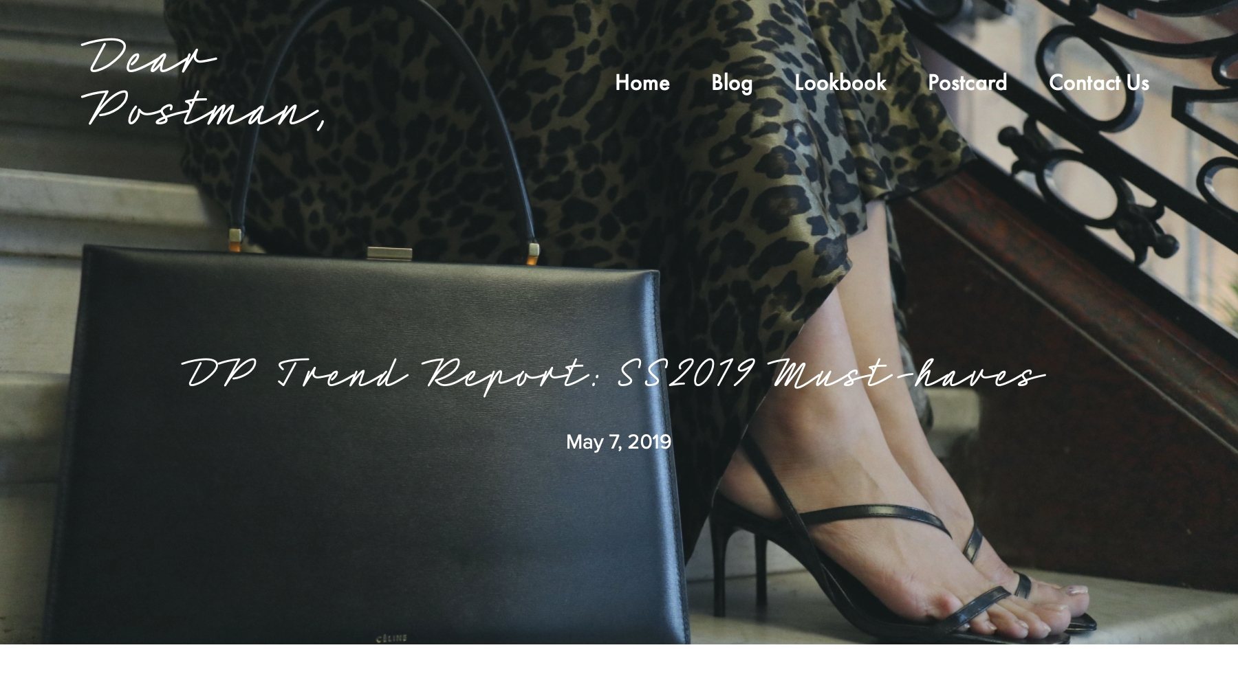 DP Trend Report: SS2019 Must-haves