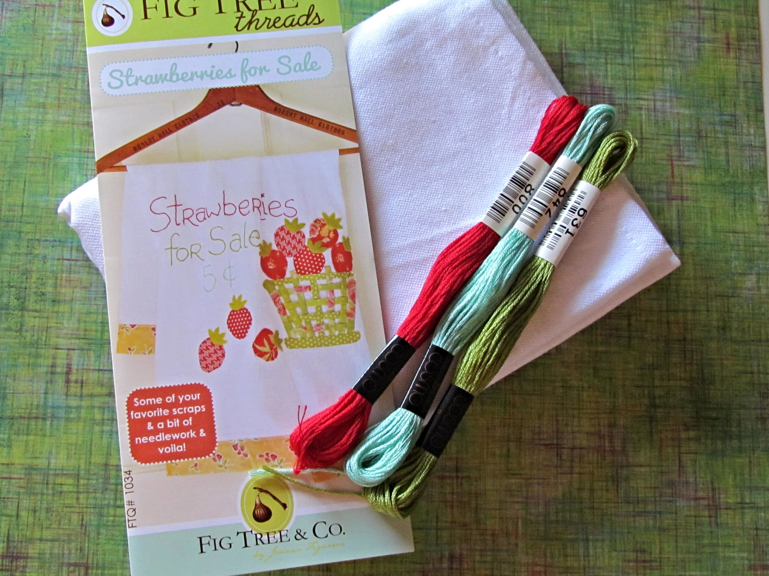 floss & Pattern Kits