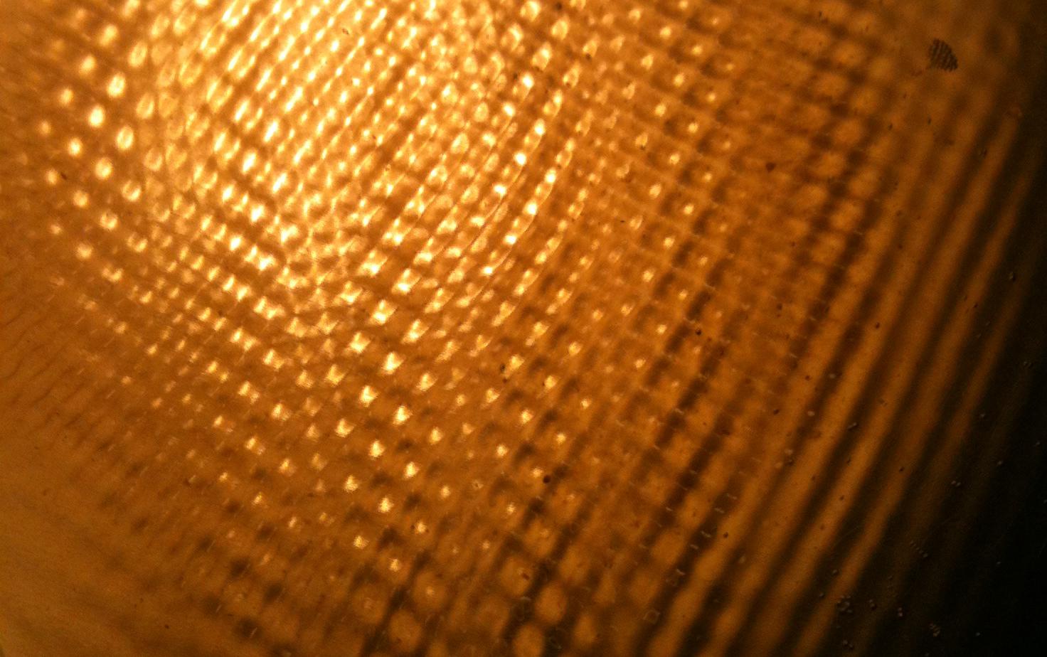 Gold Cymatics