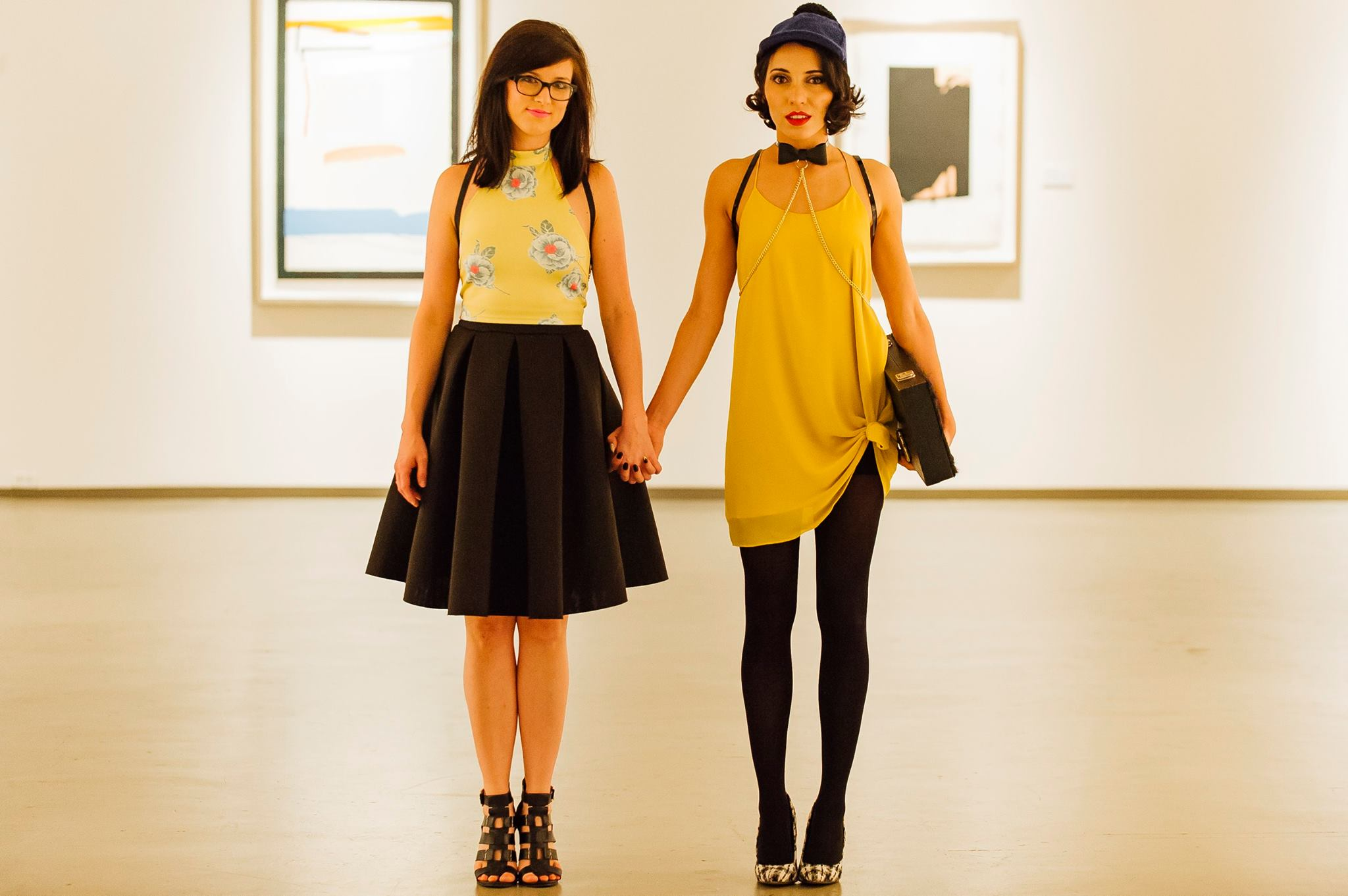 Designers Kayleigh Hair + Meredith Gieger of  Cat Haus