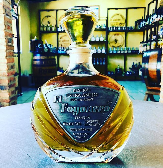 EL FOGONERO'S NEW 9 YEAR RESERVE EXTRA-ANEJO NOW AVAILABLE 🥂  As part of a special project we aged 30 barrels of our artisanal tequila for over 9 years in our private cellar. With limited production capacity, we are now releasing only 1,000 bottles for sale to the public, each bottle numbered and signed by the head of the family and master distiller Don Jesus Correa. This ultra-luxurious tequila imparts tasting notes of roasted agave, warm oak, and creme brûlée, and comes elegantly packaged in a collectors box that tells the story behind this family brand that has been producing high-end tequila for over 4 generations!  Available at www.gofogonero.com  #elfogonerotequila #premiumtequila #artisanaltequila #ultrapremiumtequila #thebesttequila #sipdontshoot #extraanejo #thegoodlife #agave #tequila #tequilaaficionado #heritage #tradition