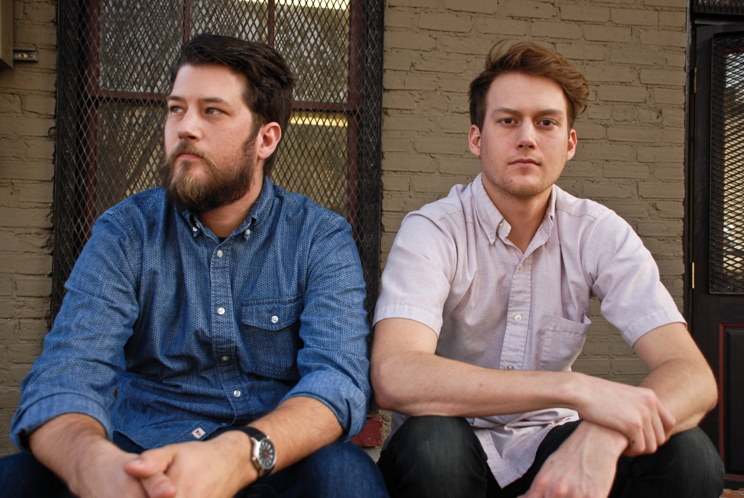 Spencer and Benjamin Young, the brothers behind the brand.