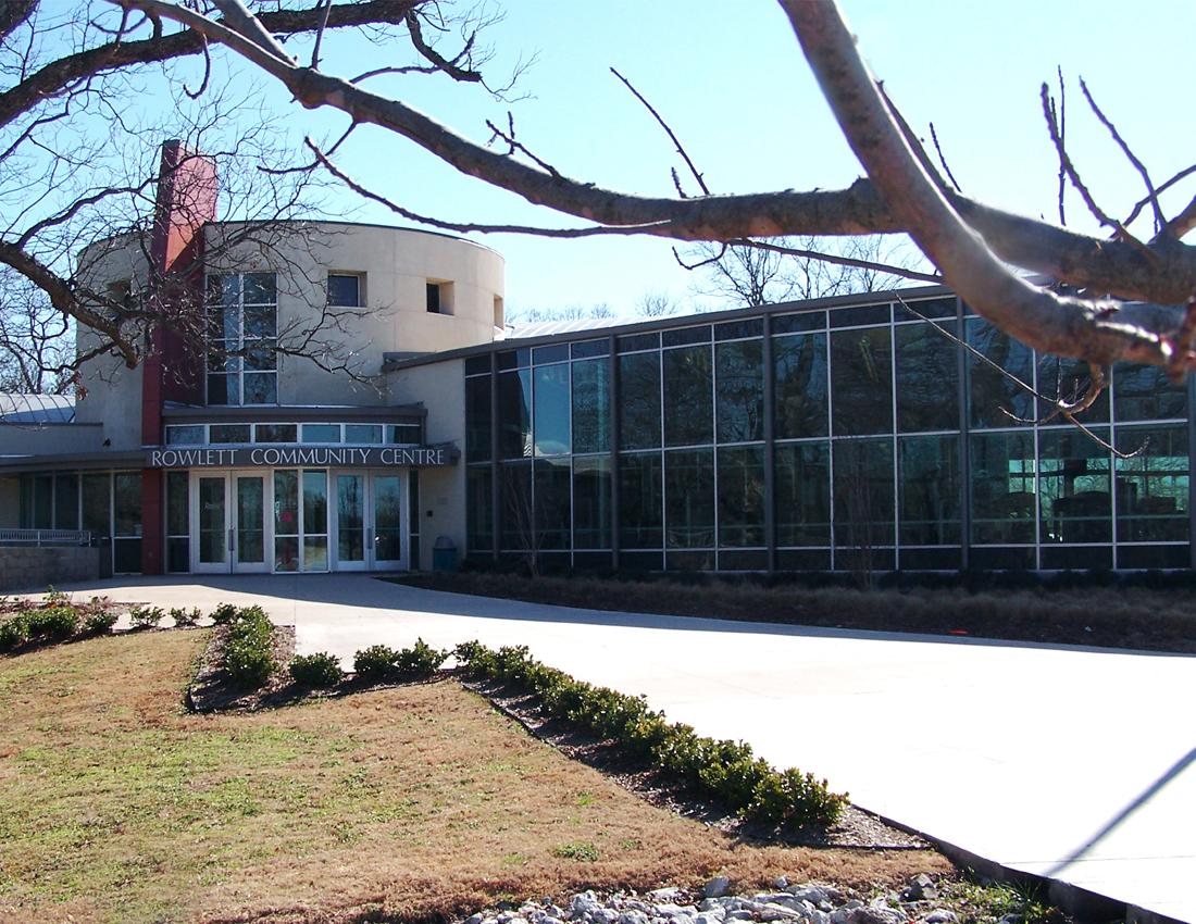 Rowlett Community Center