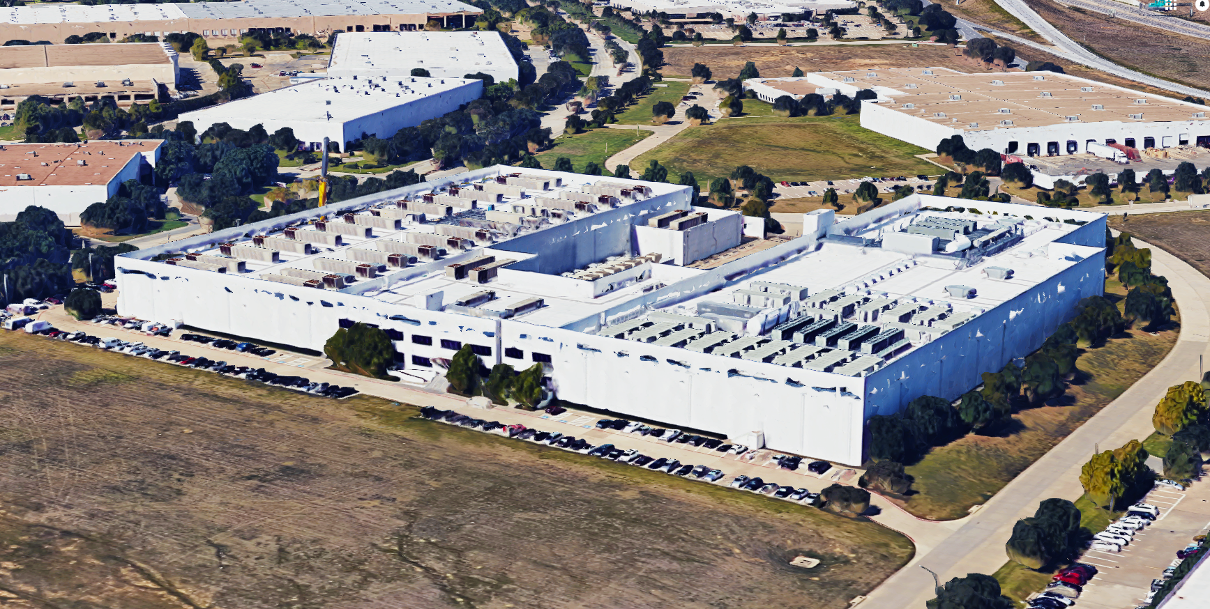 Irving, TX | 290,000 SF | 2001 Phase I; 2008 Expansion