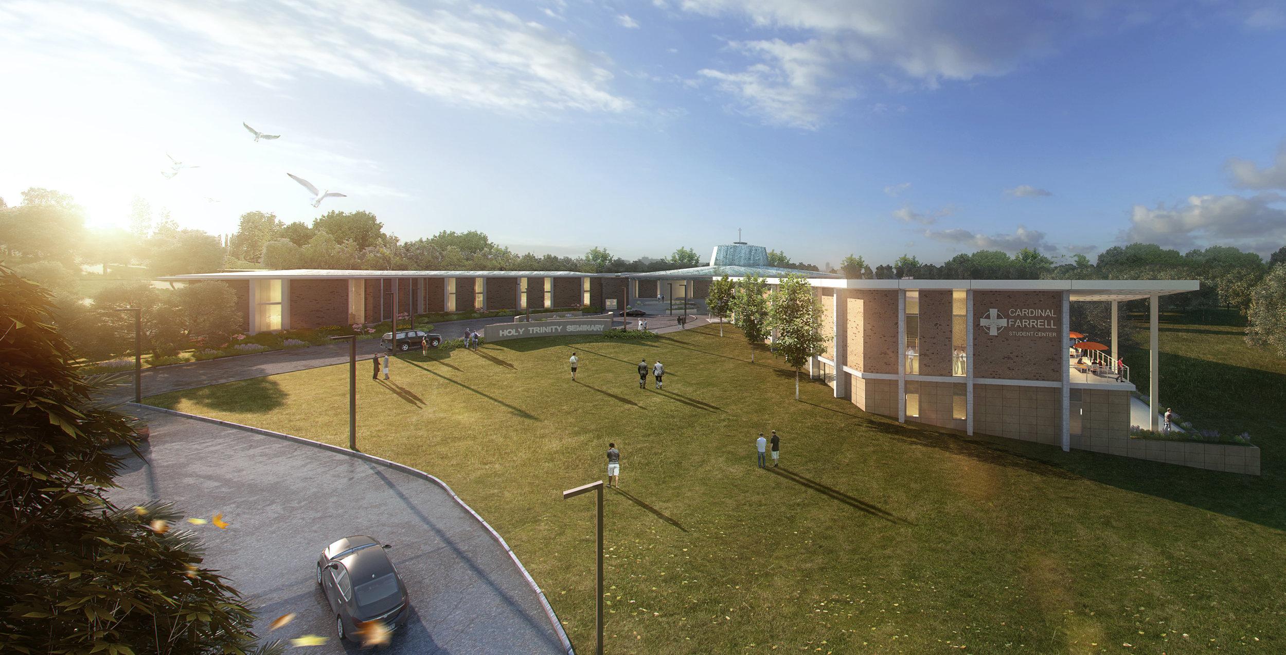 Holy Trinity Seminary Student Center