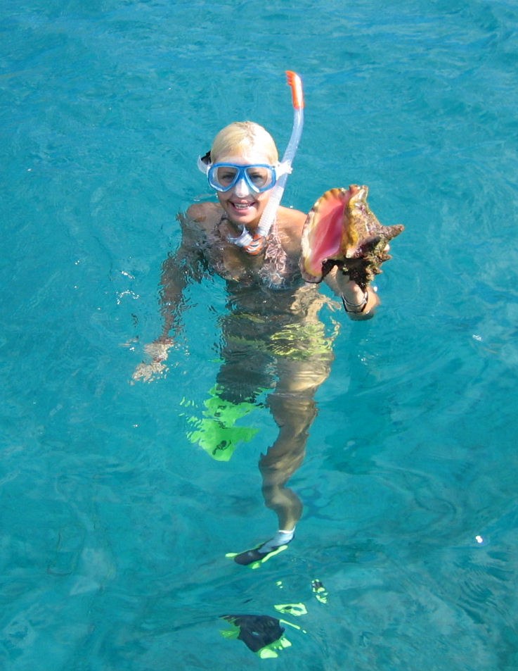 Snorkel St. John