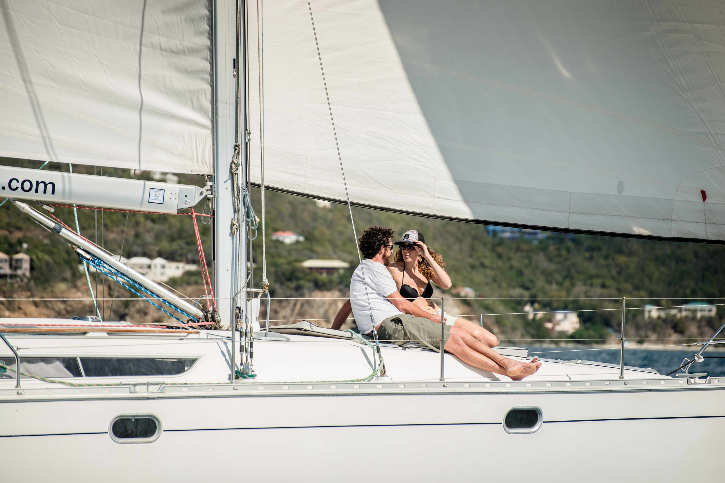 Sail with St. John Yacht Charters