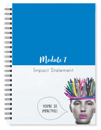 Module 7 Workbook