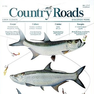 Country Roads, May 2017
