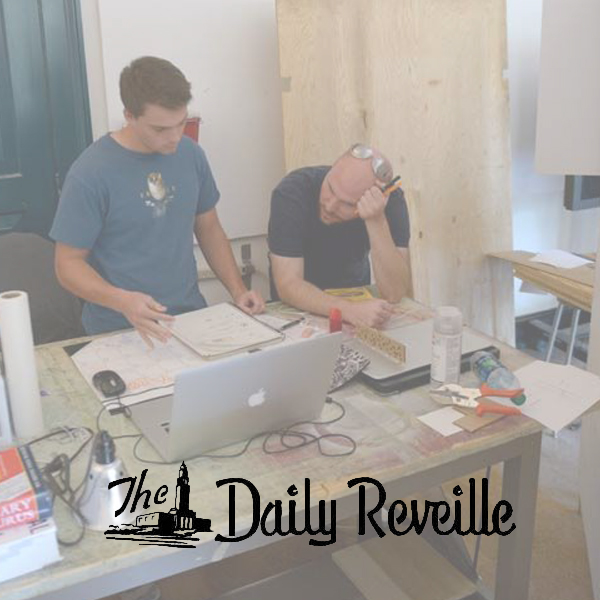 Daily Reveille, Oct 2014