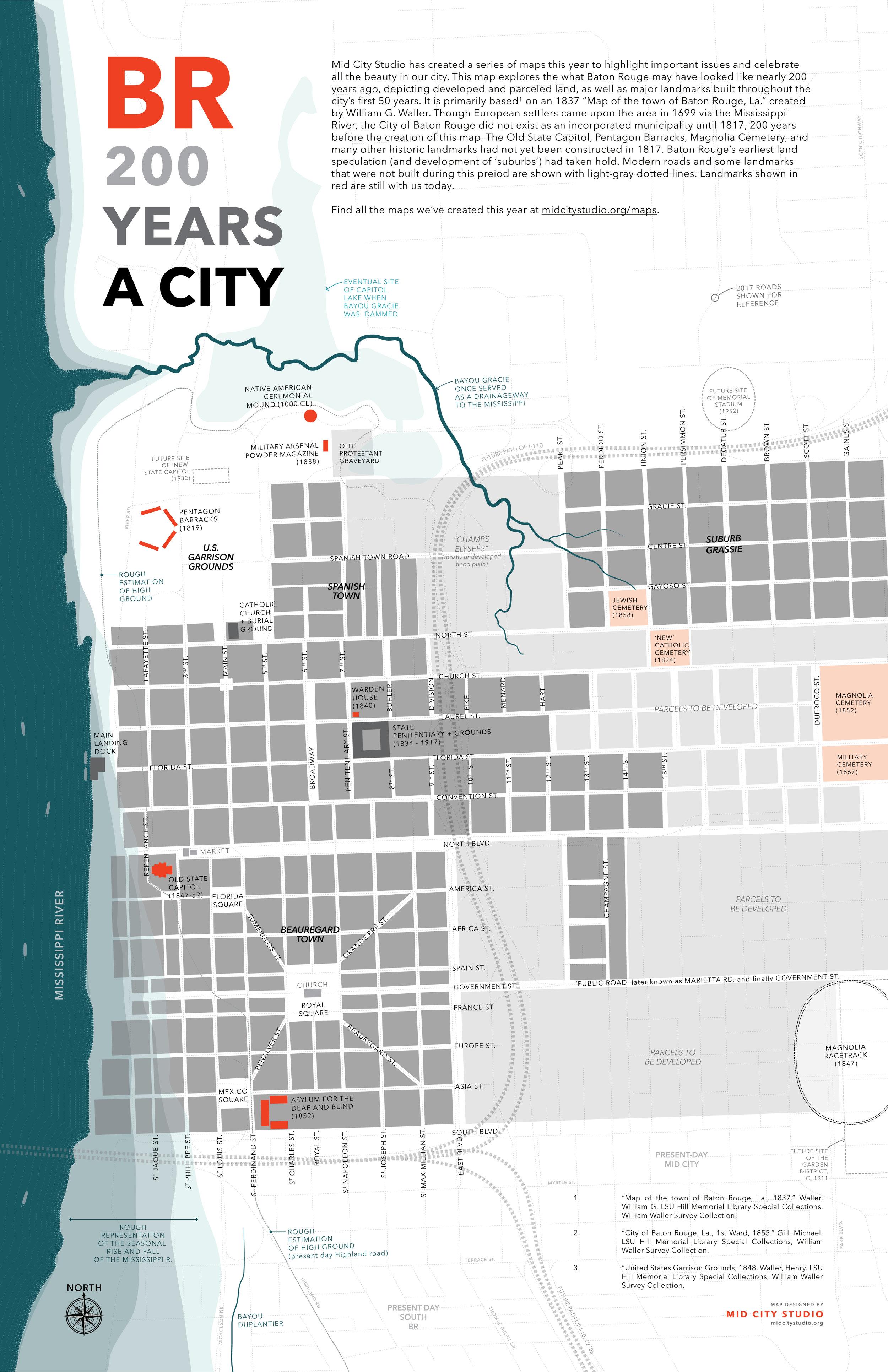 Maps — Mid City Studio