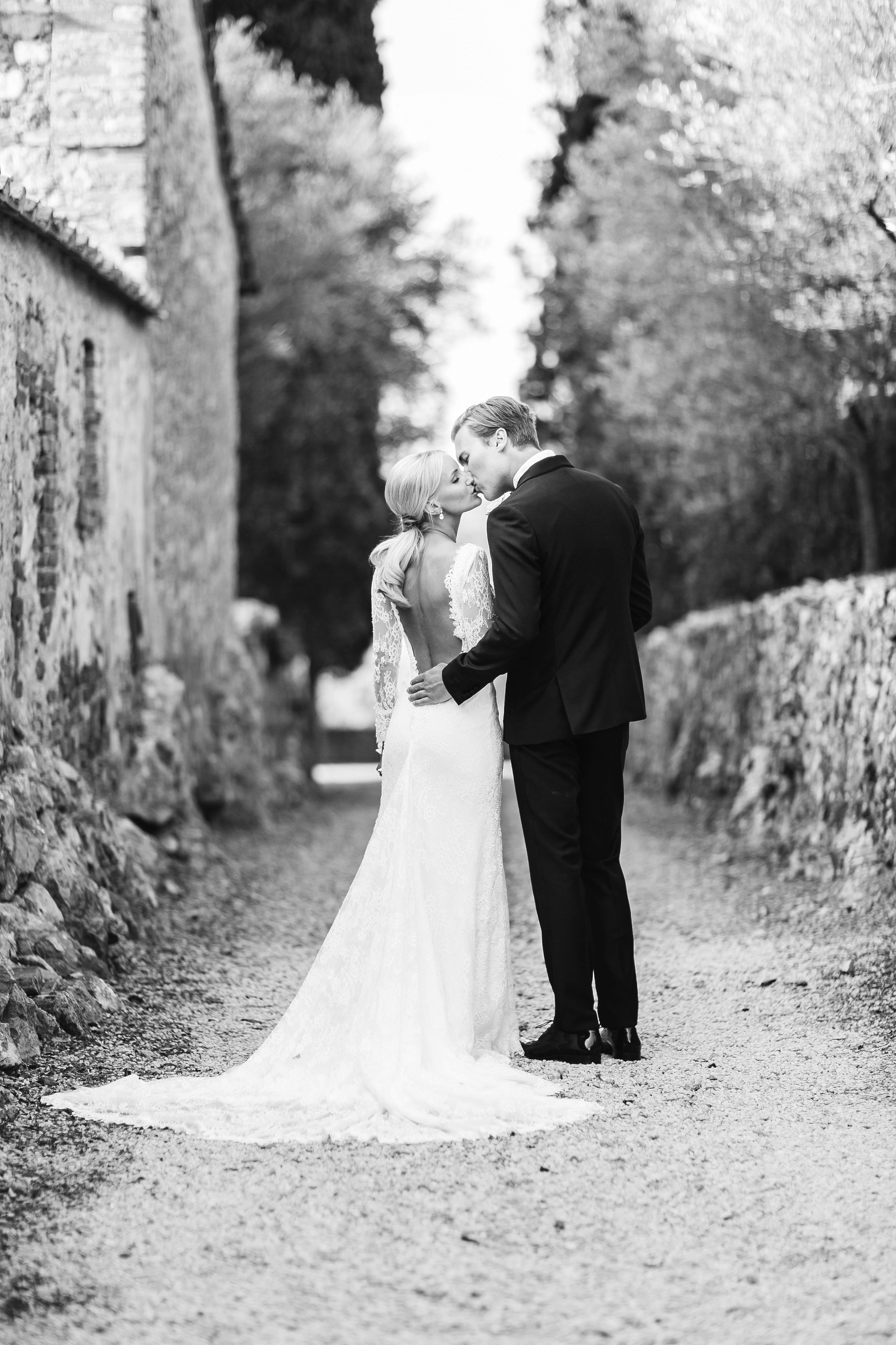 Couple portraits in Tuscany