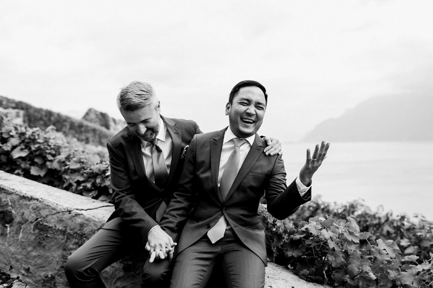 Gay wedding Spain