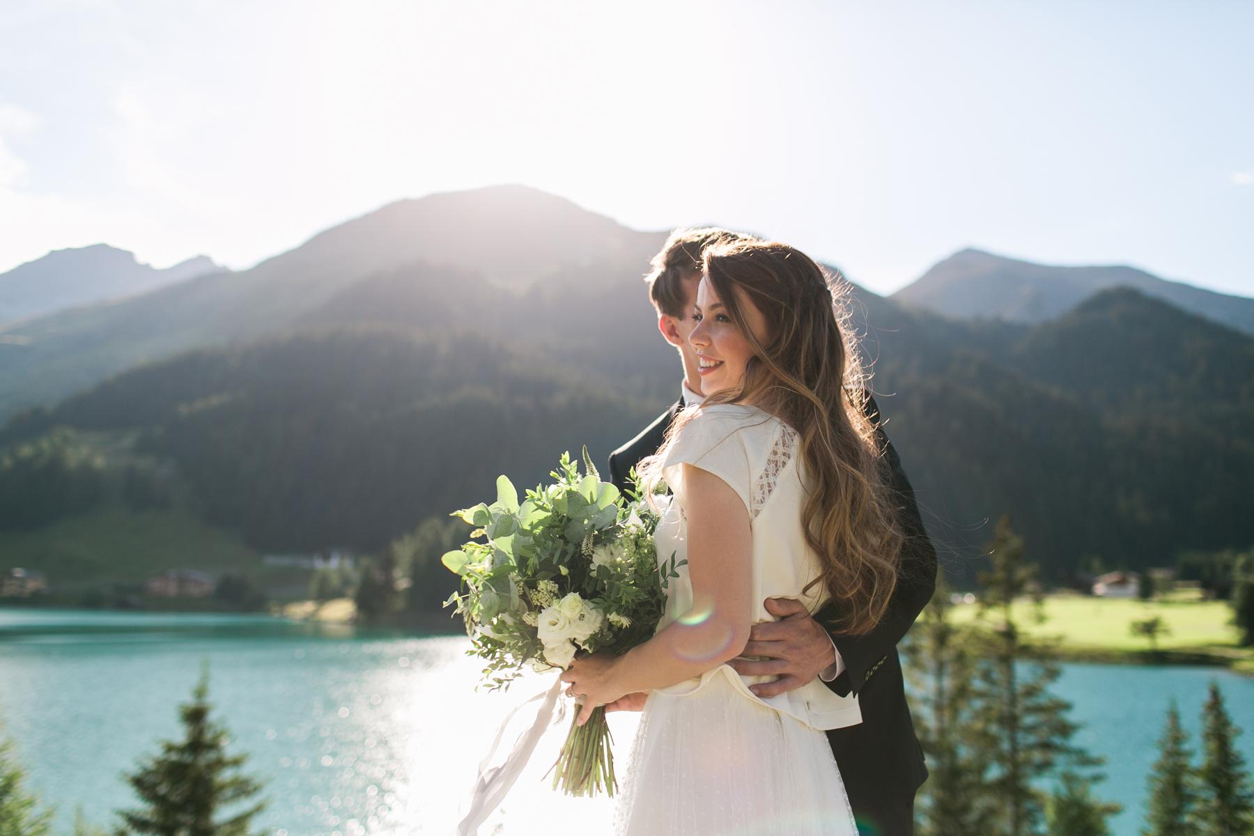Davos Switzerland elopement