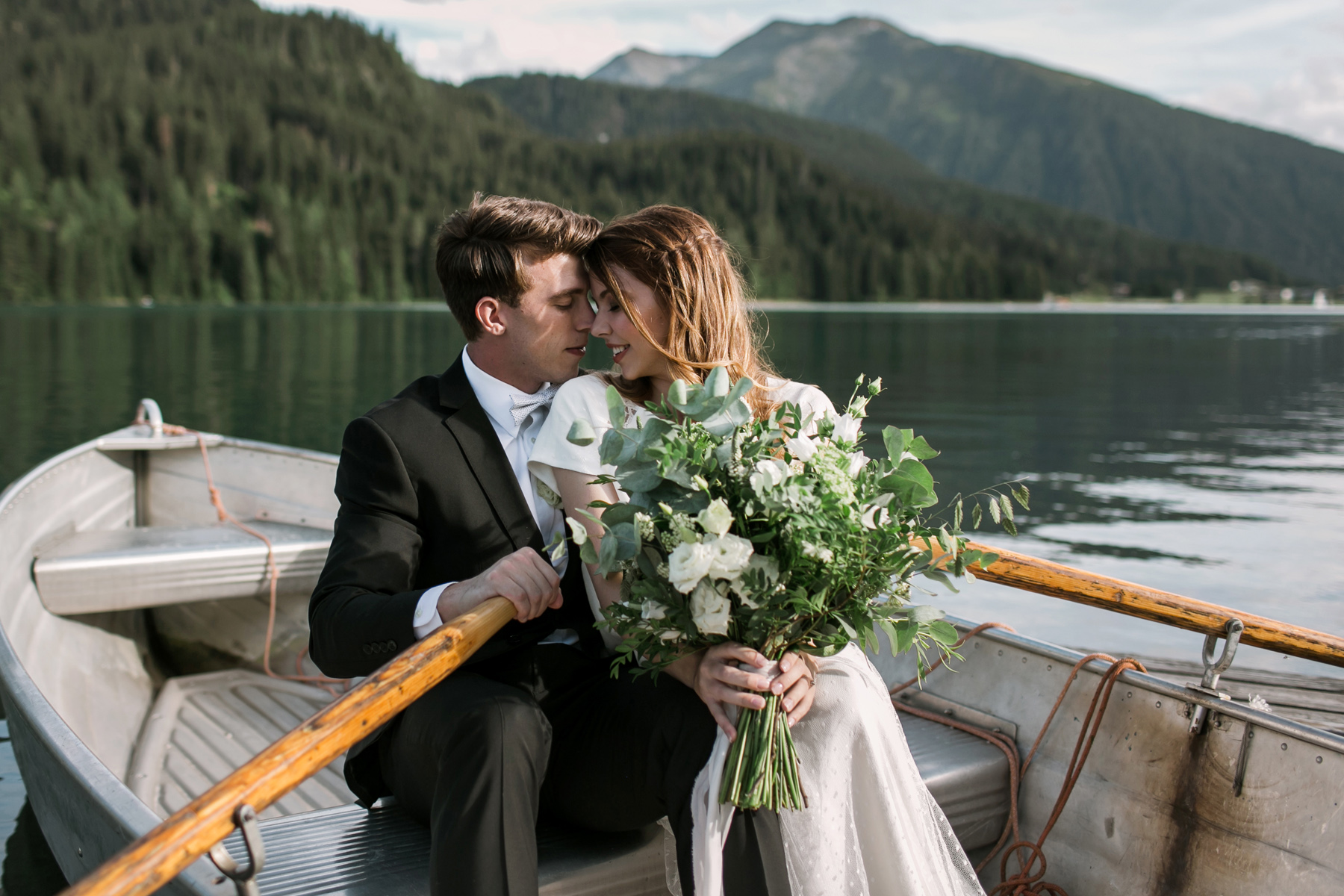 Wedding elopement Switzerland