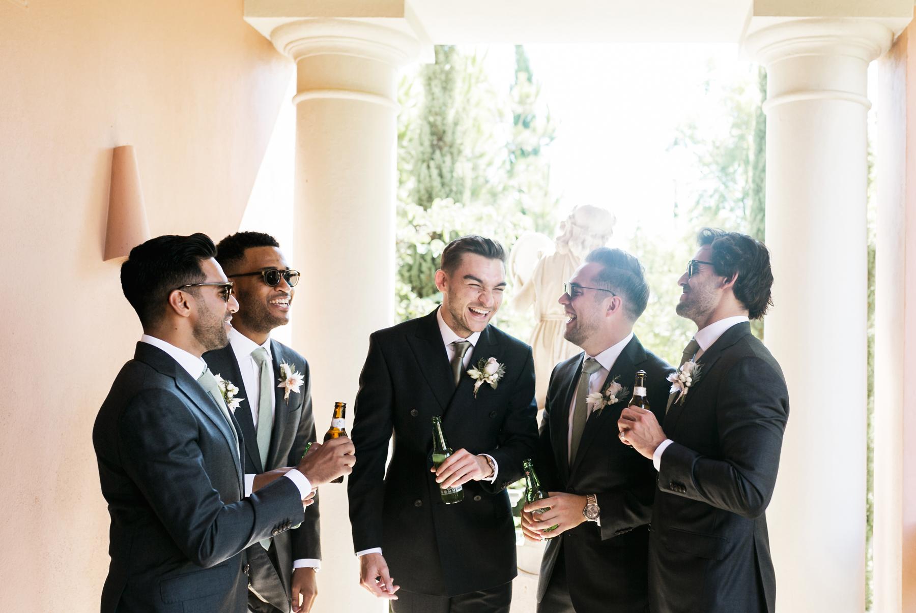 Villa Padierna Palace Hotel Marbella Wedding