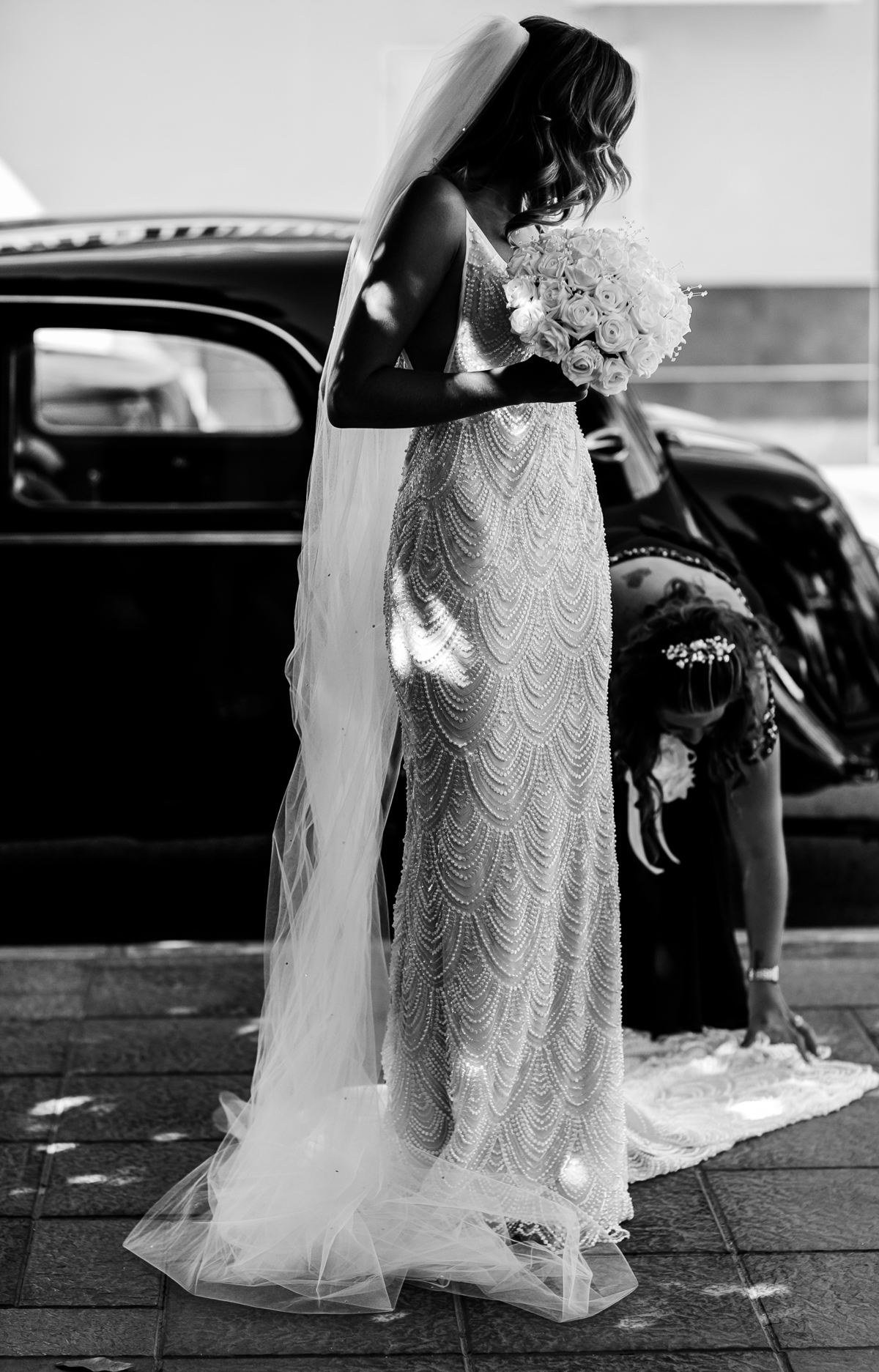 Wedding photographer Marbella Malaga Spain bride