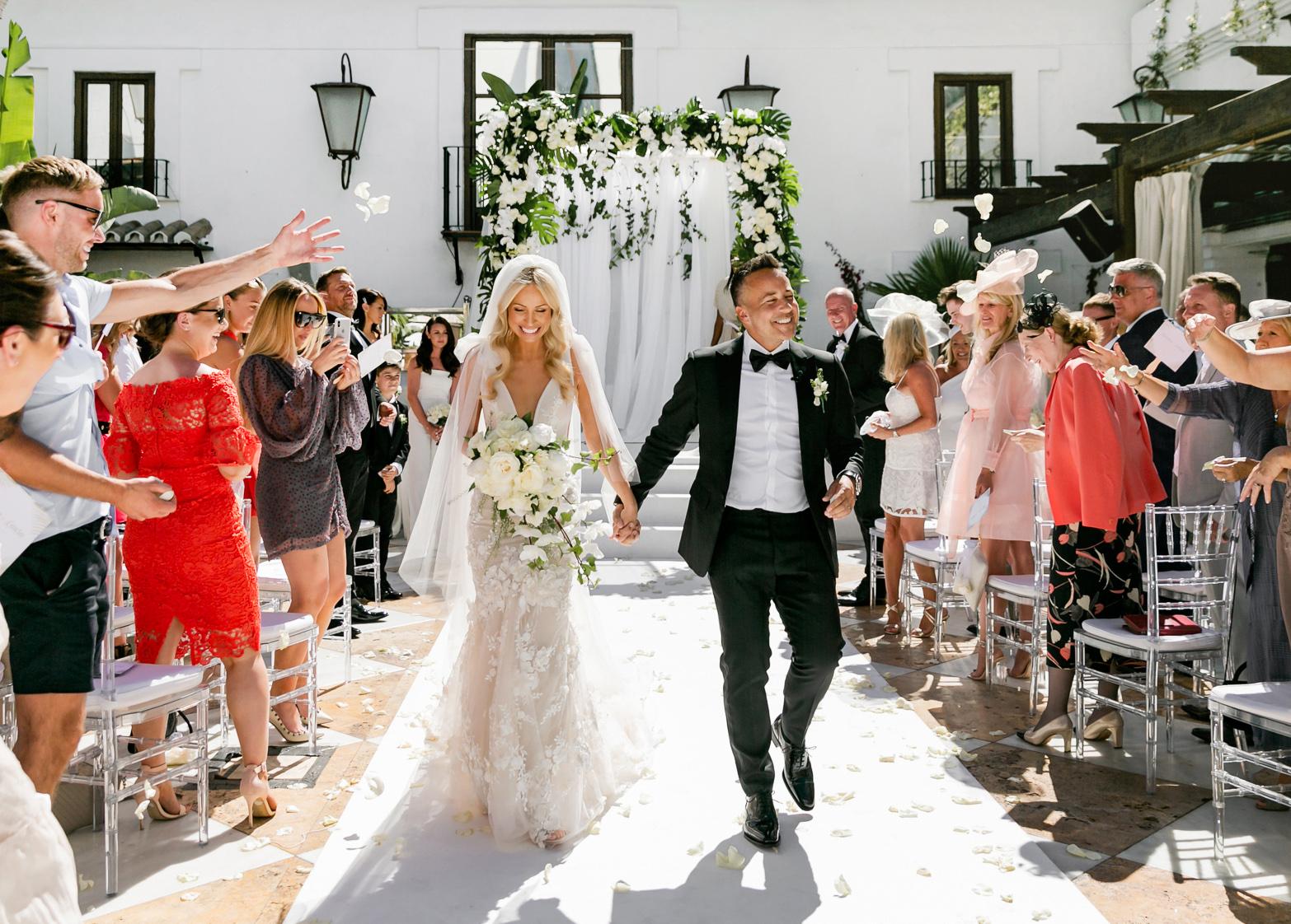 Puente Romano Hotel Marbella Wedding Venue