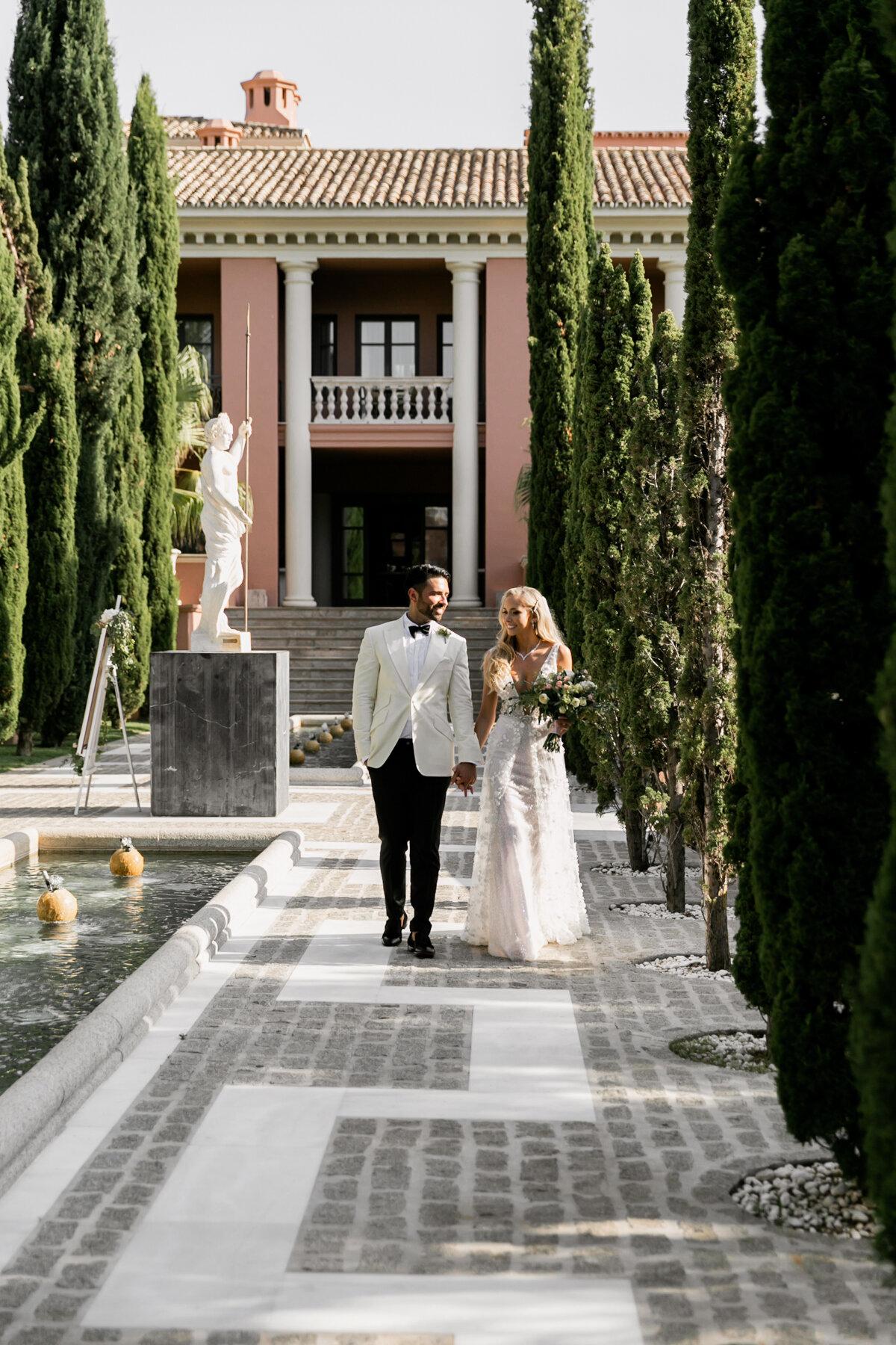 Anantara Marbella luxury palace