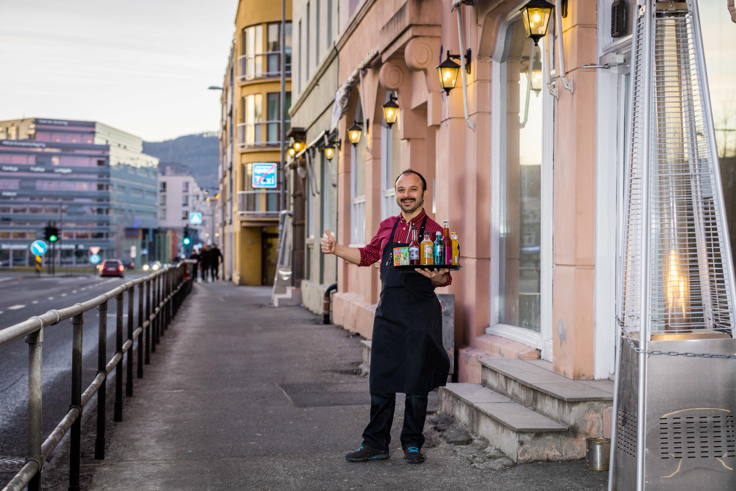 Ladejarlen-Nazif-Trondheim-Norge