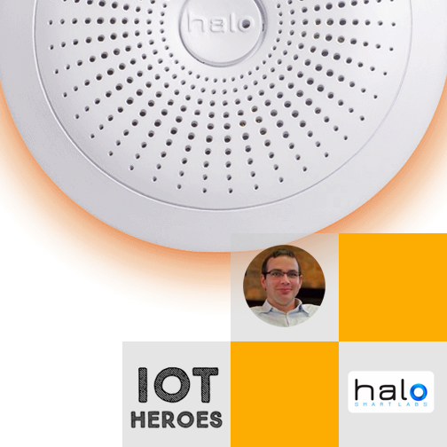 Ben Stagg, Halo Smart Labs