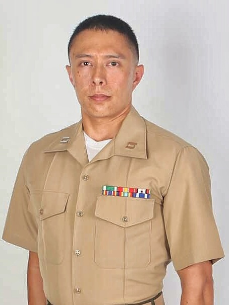 Chris Armstrong - USMC