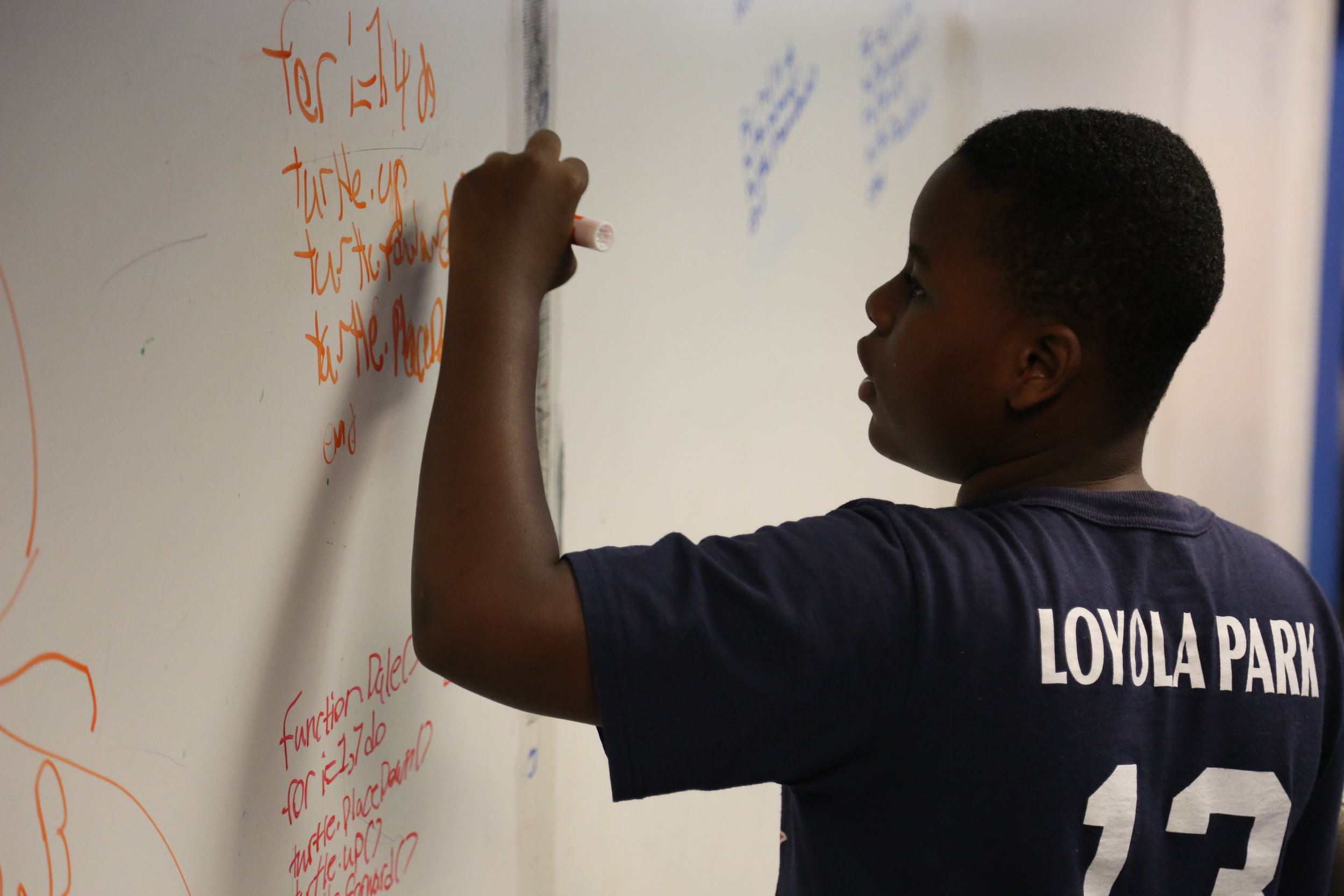 Teens in Chicago's Early College STEM Schools not only get mentoring on what a tech career is like, but also hands-on education.