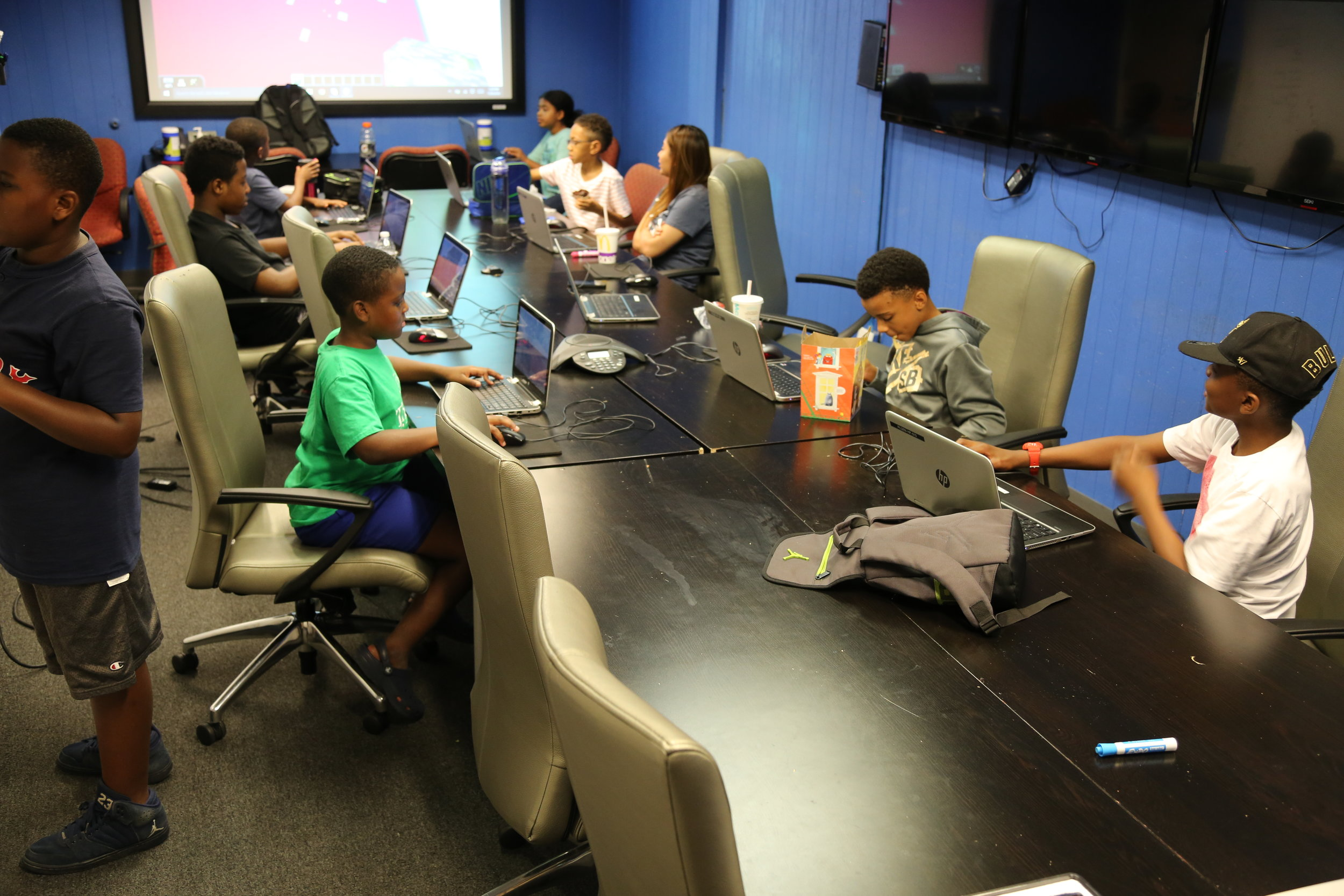 In Chicago, Creating IT Futures connects teens to the IT industry through work-based learning programs.