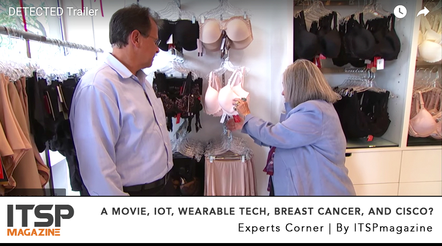 A movie, IoT, Wearable Tech, Breast Cancer And Cisco?.jpg