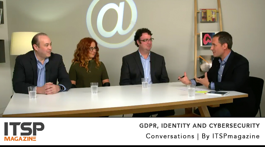 GDPR, Identity & Cybersecurity (with Chris Pierson)