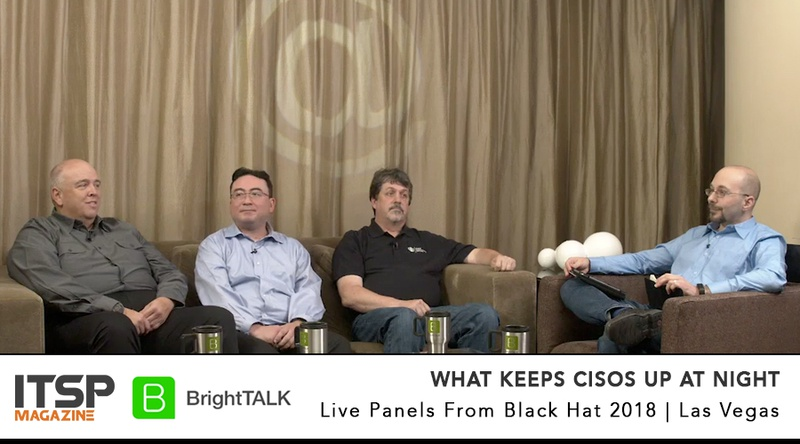 What Keeps CISOs Up at Night: Top Security Challenges     Moderator:  Jay Beale (InGuardians)  Panelists:  Mike Yamamoto (Beth Israel) | Dave Estlick (Starbucks) | Ron Dilley (Warner Brothers)