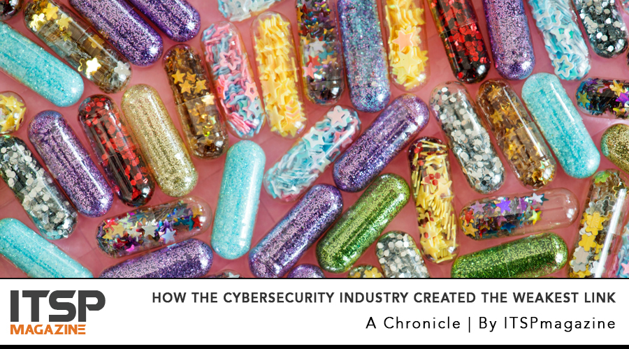 How the CyberSecurity industry created the weakest link | A very short story.jpg