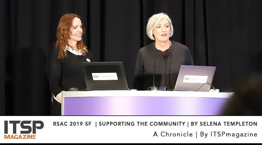RSAC 2019 SF  _ Supporting the Community _ by Selena Templeton .jpg