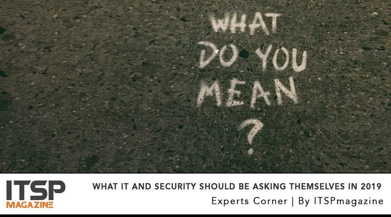 Experts Corner — ITSPmagazine | ITSPmagazine At the