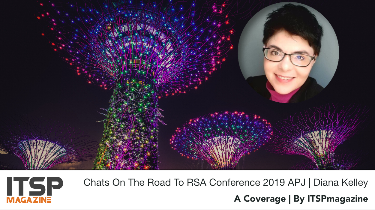 Chats On The Road To RSA Conference 2019 APJ | Diana Kelley.jpeg