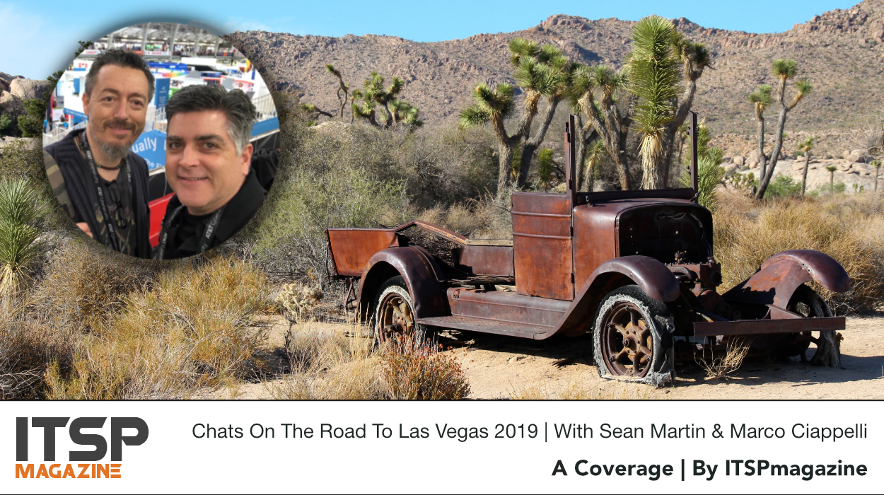 Chats On The Road To Las Vegas 2019 | With Sean Martin & Marco Ciappelli.jpeg