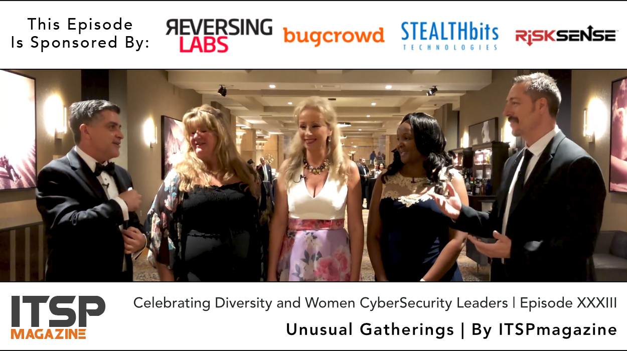 Celebrating Diversity and Women CyberSecurity Leaders | Episode XXXIII.jpeg