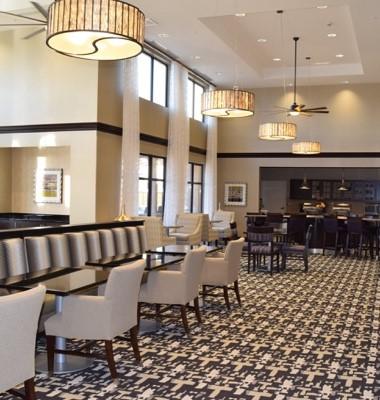 Hilton HOmewood Suite
