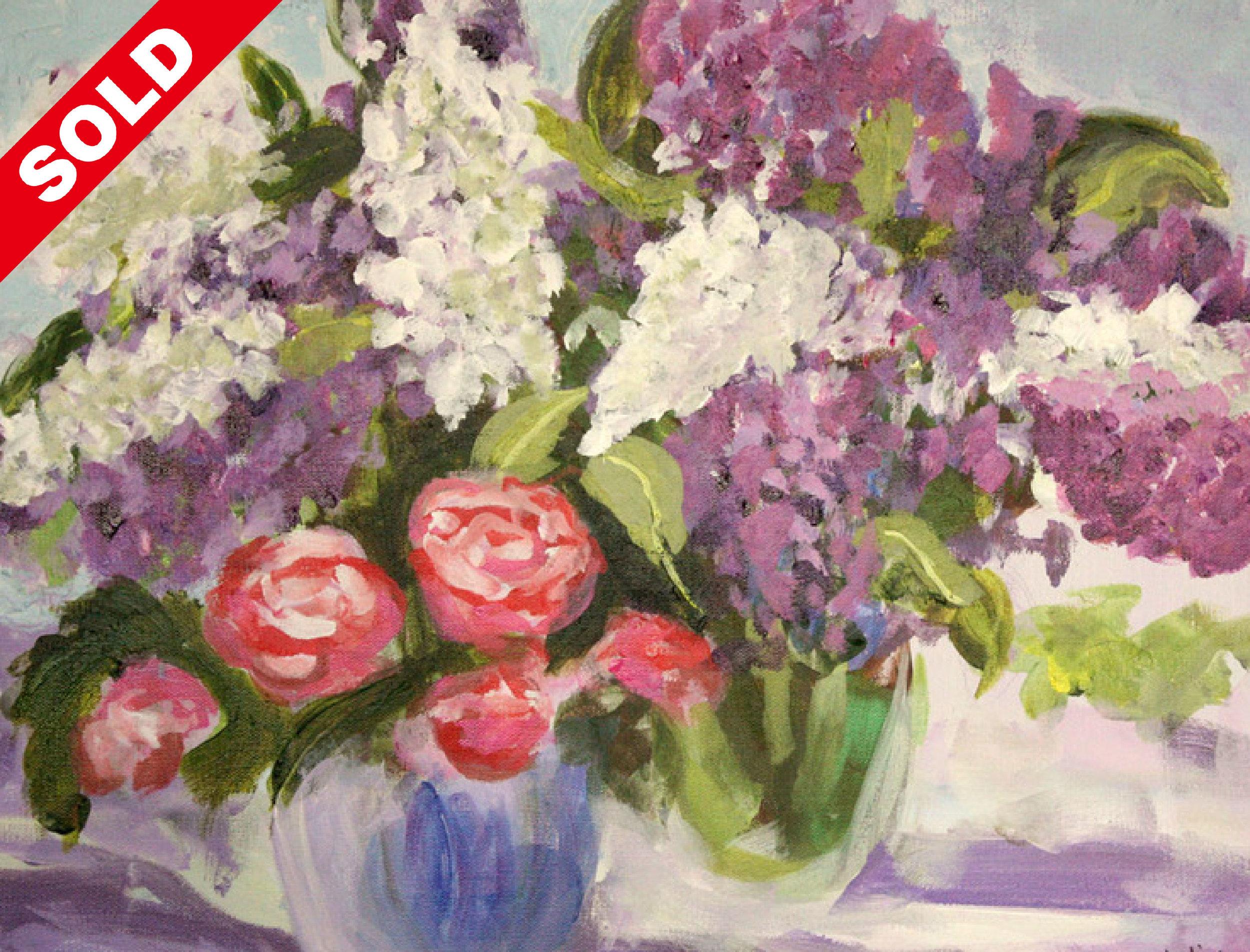 Moms Lilacs