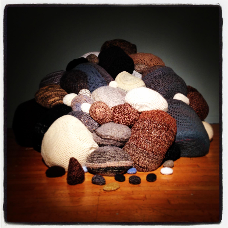 5_stones_PBAC Install 2014.JPG