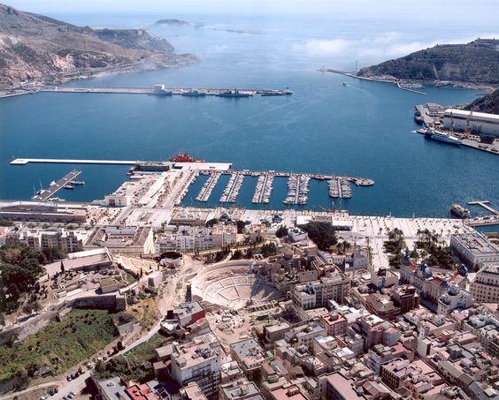 Cartagena-la ciudad