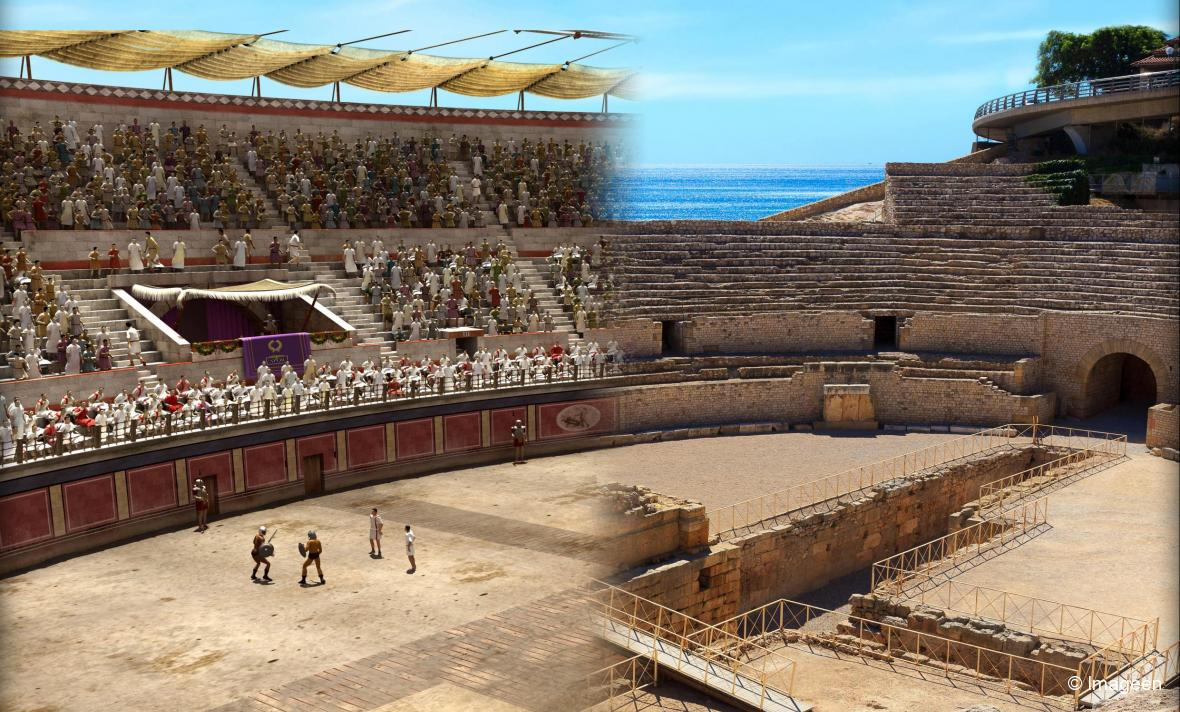Imageen - La aplicación de realidad aumentada que te muestra cómo eran en época romana. los lugares en los que ahora te encuentras