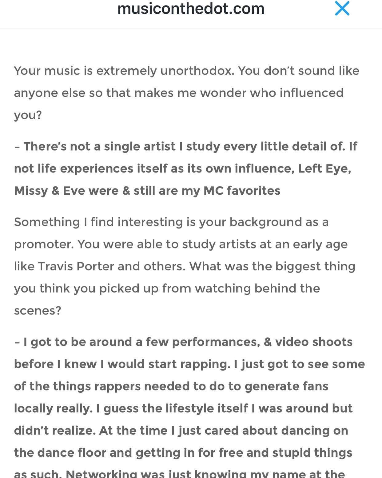 Musiconthedot.com